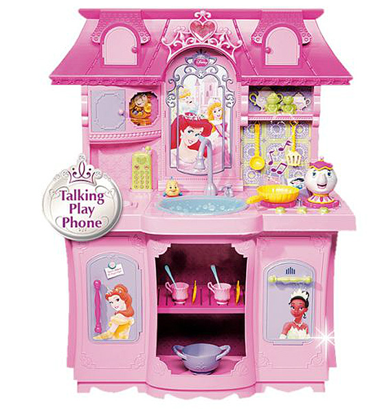 disney princess ultimate play kitchen argos. Black Bedroom Furniture Sets. Home Design Ideas