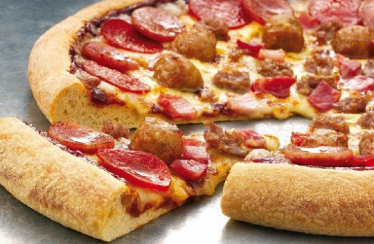 Dominos Coupon: 50% Off £15 Or More
