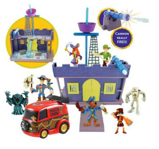 Best Scooby Doo Toys For Kids : Scooby doo fort playset £ tesco