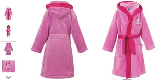Peppa Pig Dressing Gown £7.99 @ Argos