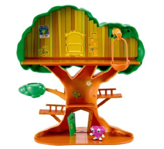 Moshi Monsters Moshling Treehouse Playset For 14 99 Argos