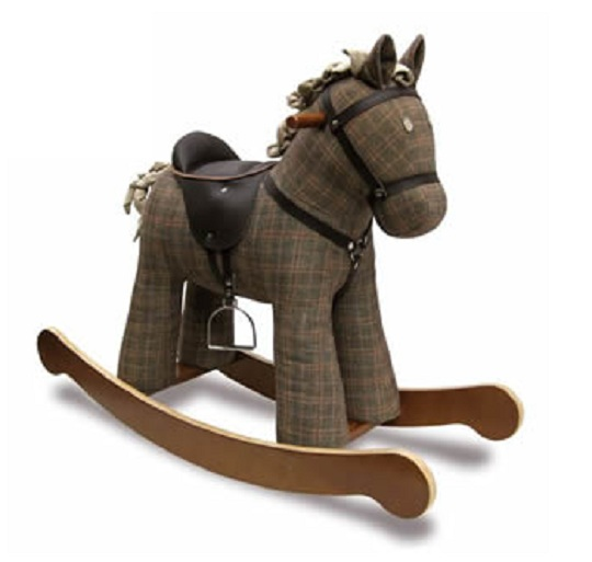 little bird told me jasper rocking horse for. Black Bedroom Furniture Sets. Home Design Ideas