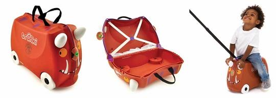 Gruffalo Trunki Suitcase For £29.49 @ Baby And Toddler World