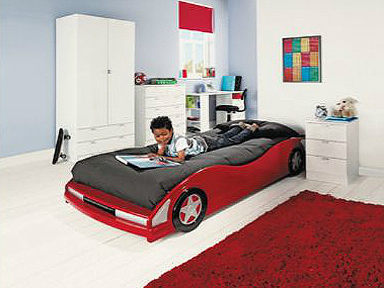 children 39 s beds less than half price argos. Black Bedroom Furniture Sets. Home Design Ideas