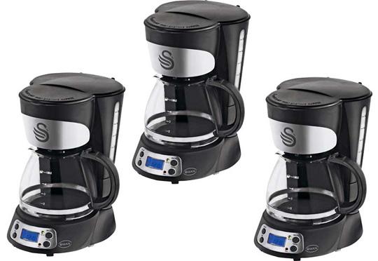 Argos Coffee Maker Pod : Swan Programmable Coffee Maker ?15.99 @ Argos