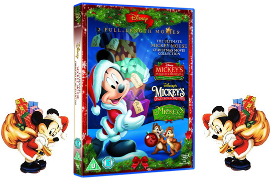 the ultimate mickey mouse christmas movie collection 650 amazon - Mickey Mouse Christmas Movies