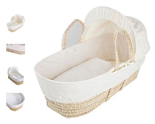 Baby Gift Basket Asda : Clair de lune moses basket ? argos