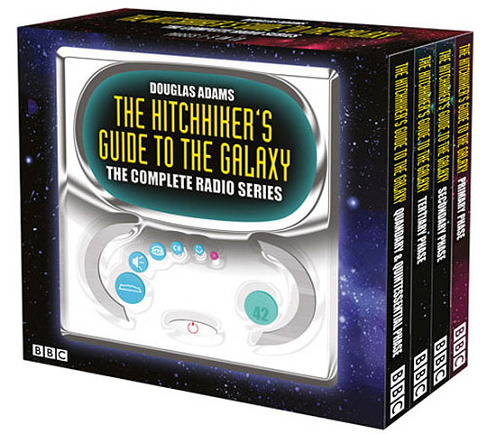 Hitchhiker's Guide to the Galaxy - The Radio Series