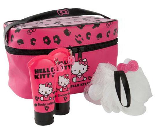Hello Kitty Vanity Case With Toiletries GBP499 Argos