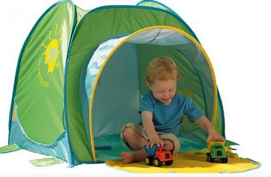 sc 1 st  Playpennies & UV Nursery Sun Tent £15 @ Asda Direct