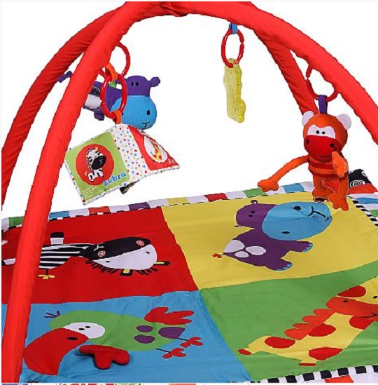 red kite play gym baby zoo 12 asda. Black Bedroom Furniture Sets. Home Design Ideas