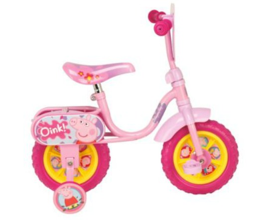 Peppa Pig My First Bike Was 50 Now 25 00 Tesco