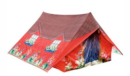Cath Kidston u0027s website has a half price offer on the Country Cottage Ridge Tent selling it at £60 instead of £120. Shipping is £3.95 additional.  sc 1 st  Playpennies & Country Cottage Ridge Tent £60.00 @ Cathkidston.com