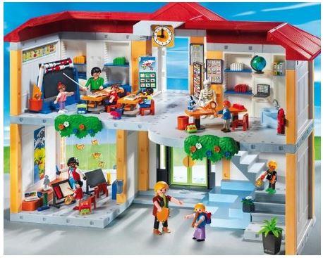 Playmobil 5923 Small School 163 71 15 Amazon
