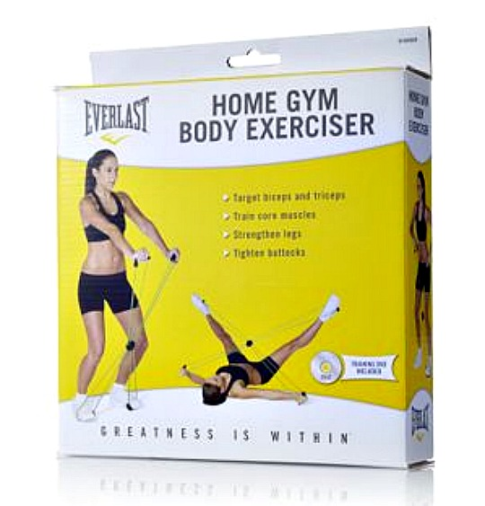 Review everlast home gym body exerciser from qvc