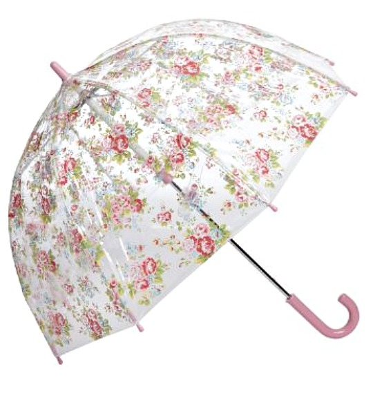 7d1652be07ada Cath Kidston Funbrella Kids Umbrella £6.13 Was £12 @Amazon