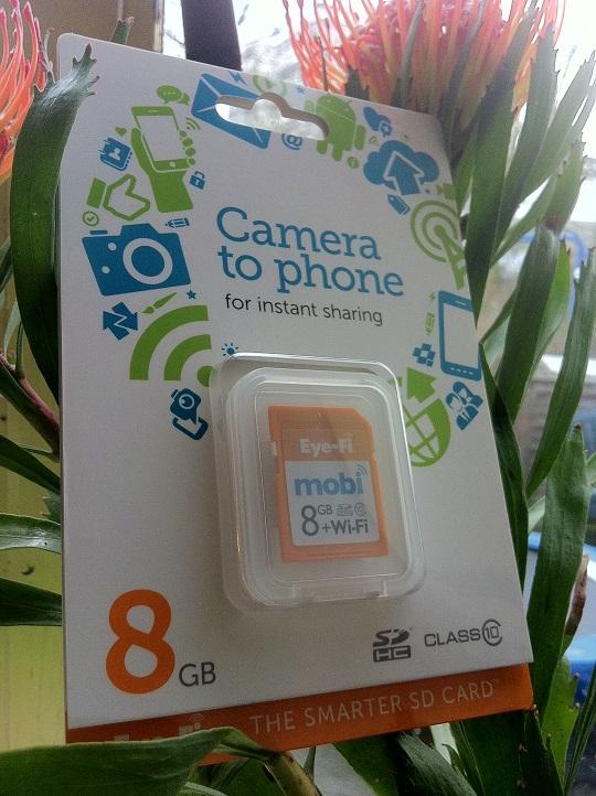 Eye Fi Mobi 8GB
