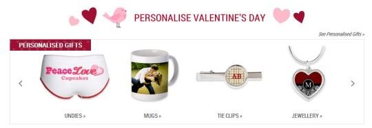 Cafe Press Valentine's