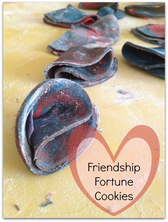 friendship fortune cookies