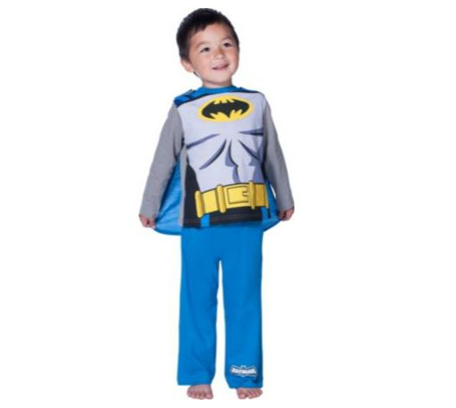 Argos Batman Pyjamas