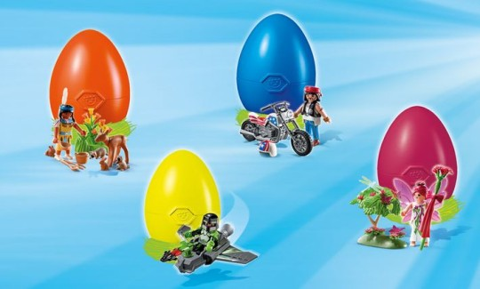 Easter Egg Playmobil