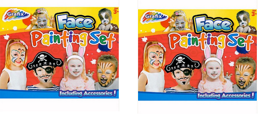 Snazaroo Face Paint Asda