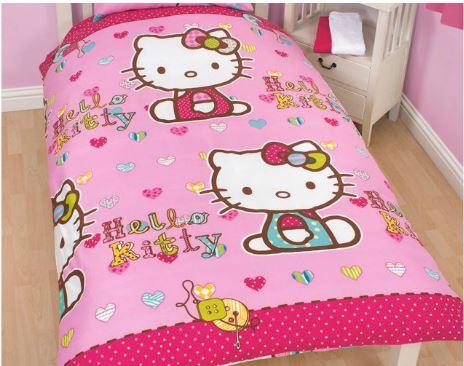 Hello Kitty Duvet