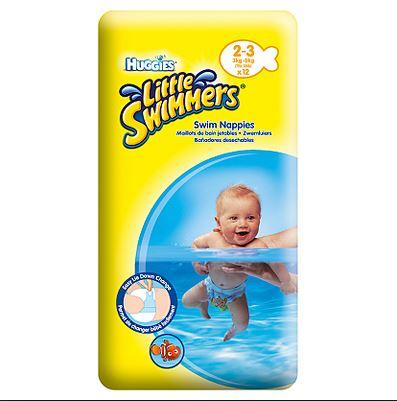 Huggies Swimmers