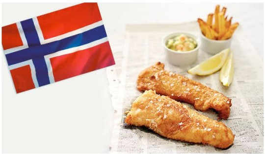 Norwegian Fish