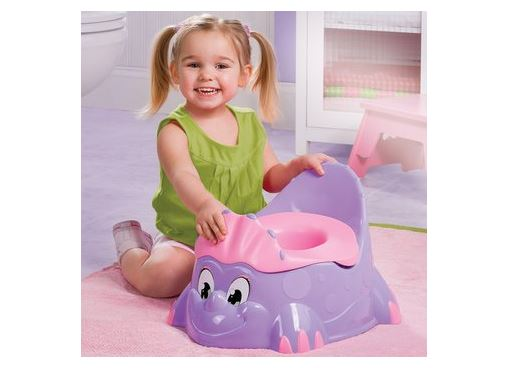 Summer Infant Dinosaur Potty - Pink.