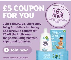 Sainsbury's Baby Club