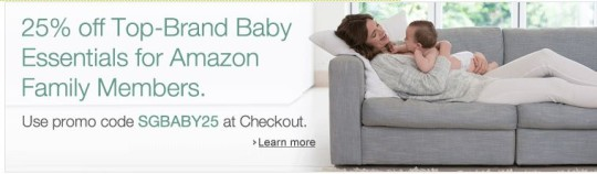 Amazon family sign up