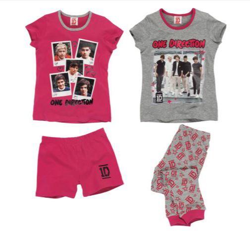 One Direction Pyjamas