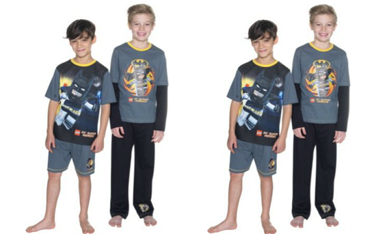 42f03b81104bf Lego Batman pyjamas for kids aged 5-10 years old (not all in one size