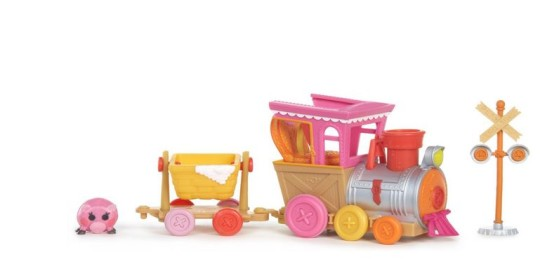 Lalaloopsy Train