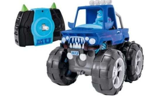 Monster University Monster Truck