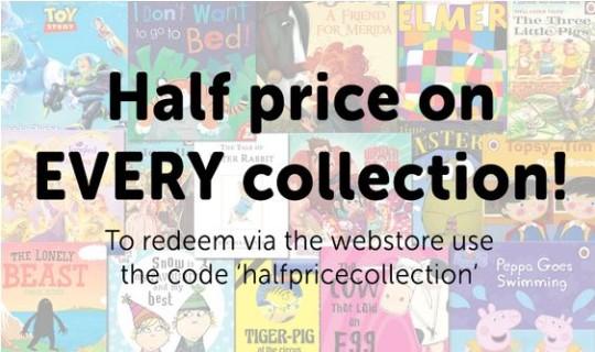 Me Books half price
