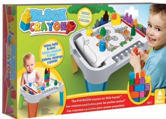 Block Crayon