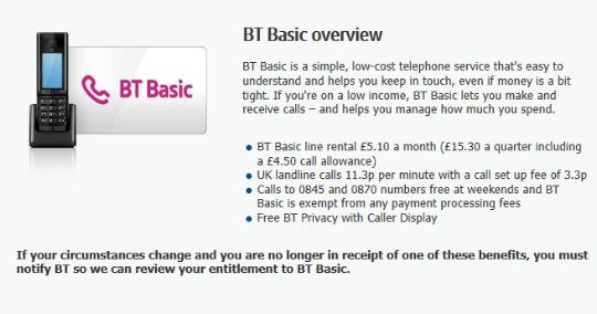 Line rental deals