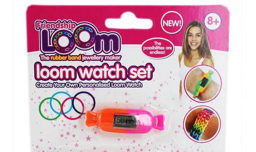 Loom watch set