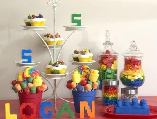 LEGO/Duplo Party Decor