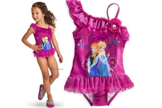 Frozen Swimming Costume
