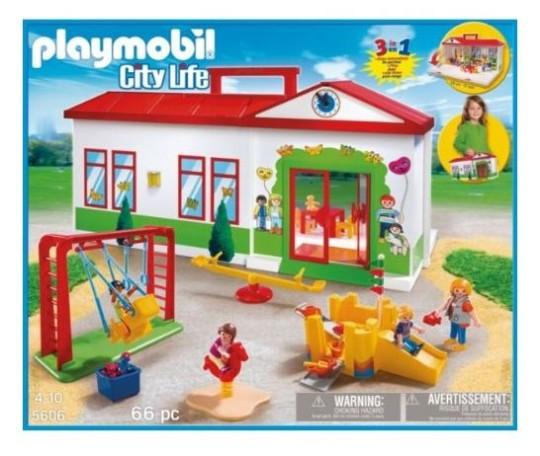 nursery school playmobil