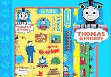 Thomas stickers