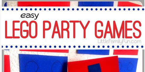 LEGO Party Games2