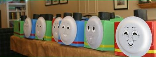 Thomas Train Box