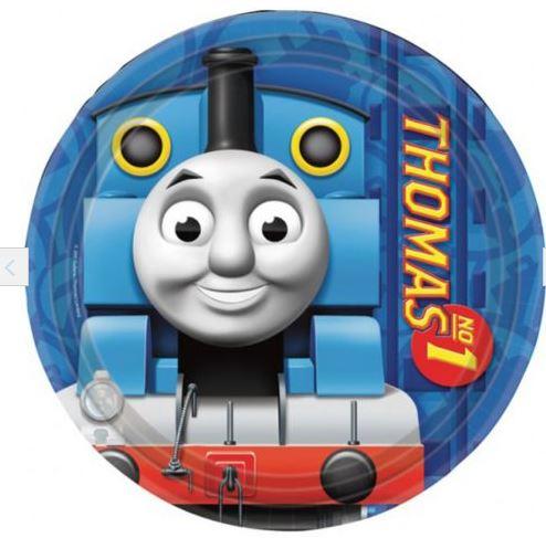 Thomas Party Plates