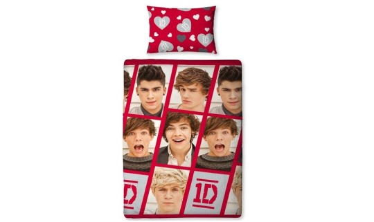 1 Direction Bedding