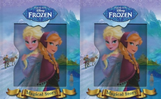 frozenbook