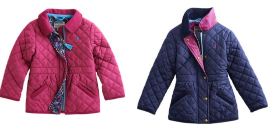 Joules Junior Jinty Girls Quilted Jackets 15 Delivered Joules On Ebay